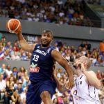 De nouveaux jours Euro pour l'Equipe de France de basket