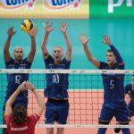 Euro de volley : les Bleus en demi-teinte