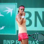 Roland Garros : Tous les Français out...mais ouf... Garcia continue ( + Vidéo )