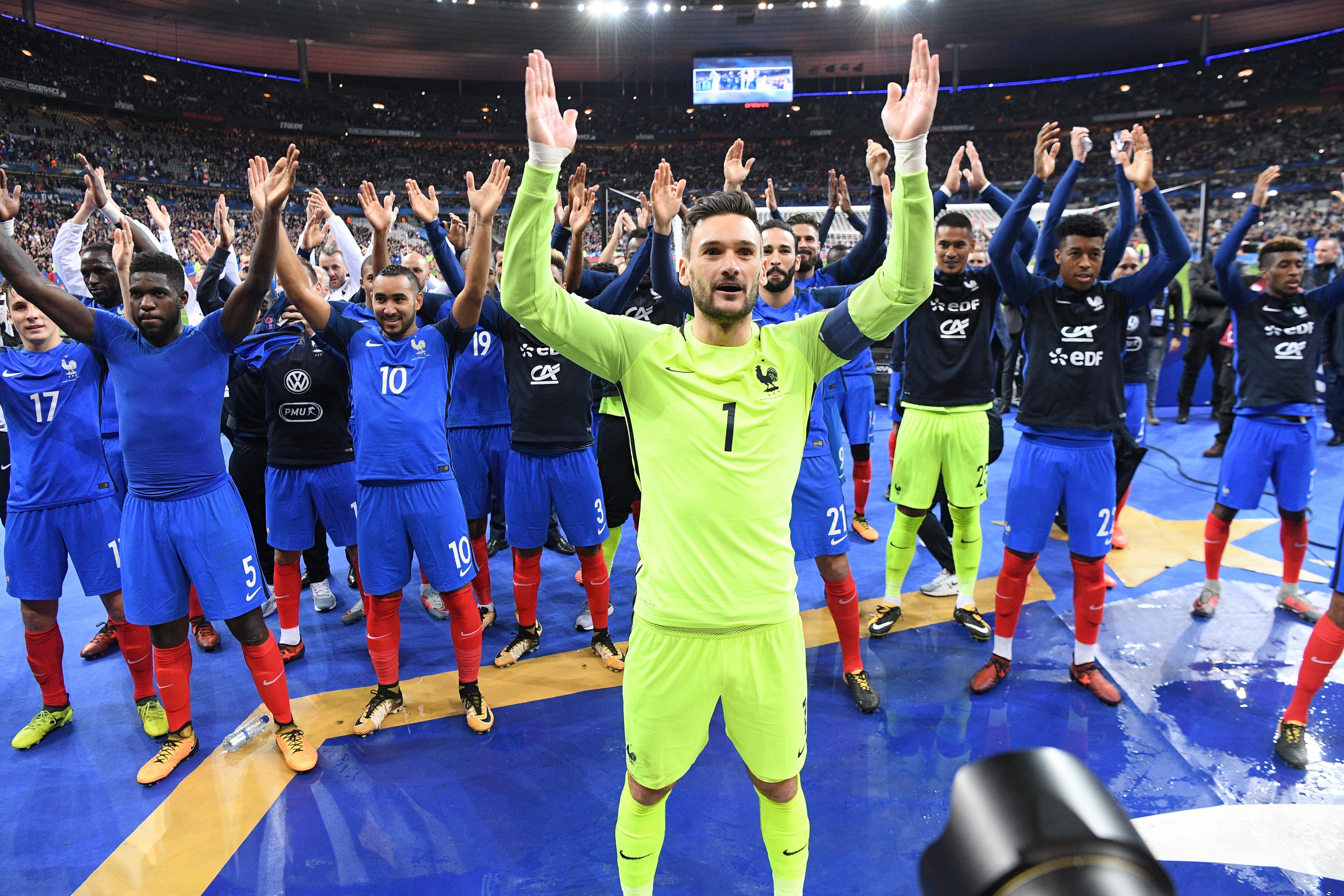Coupe du monde de foot 2018 les quipes in et out - Prochaine coupe du monde de foot 2018 ...