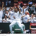 Finale de la Coupe Davis : les Français et la conquête du Saladier