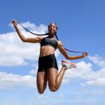 Rencontre avec la surdouée du saut en longueur français