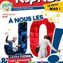 Petit Mag Spécial J.O Paris 2024 en accès gratuit !
