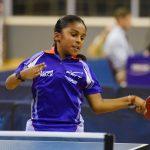 Prithika Pavade : une jeune pongiste au top