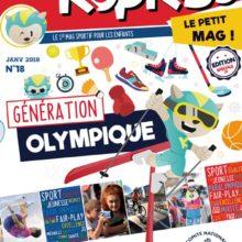 Petit Mag spécial Génération olympique en accès gratuit !
