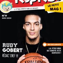 Petit Mag' spécial Rudy Gobert en accès gratuit !