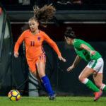 Football / UEFA : Lieke Martens élue joueuse de l'année ! ( + Vidéo )