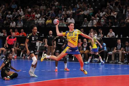 Handball f coupe de france on conna t le dernier carr les kopkids - Handball coupe de france ...