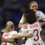 Football F / Ligue des Champions : Les Lyonnaises en demi ! (+ Vidéo )