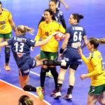 Handball : Une rentrée en fanfare pour les Bleues face au Brésil ( Vidéo )