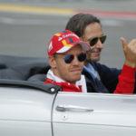 Formule 1 / GP de Chine : Sebastian Vettel en pole ! ( + Vidéos )