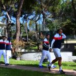 Coupe Davis / France-Italie : 1-1 , le double décisif ( + Vidéos )