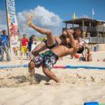 Lutter les pieds dans le sable ! ( + Vidéo )