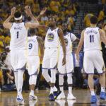 NBA / Finale Conférence Ouest : 1-0 pour les Warriors ! ( + Vidéo )