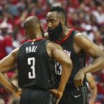 Demi-Finales NBA : Golden State et Houston à un Match !