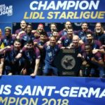 Handball / Lidl Starligue : Le PSG Champion de France !