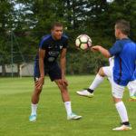 Football / Vidéo : Des kids s'entraînent avec les Bleus à Clairefontaine !