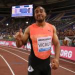 Athletisme / Meeting de Rome : Jimmy Vicaut 2eme sur 100 m ( + Vidéo )