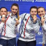 Escrime : Les sabreuses françaises Championnes du Monde ! ( + Vidéo )