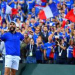 Tennis / Coupe Davis : Les Bleus ont fait le break ! ( + Vidéo )