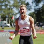Athlétisme / Decastar : Il l'a fait ! Record du Monde pour Kevin Mayer !!