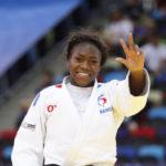 Judo : Troisième Titre de Championne du Monde pour Clarisse Agbegnenou ! ( + Vidéo )