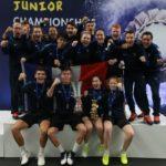 Badminton : Les Bleuets Champions d'Europe par équipes !