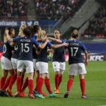 Football Féminin : Nouvelle victoire pour les Bleues ! ( + Vidéo )