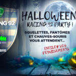 Rugby : Halloween Racing 92 Party pour les kids  !