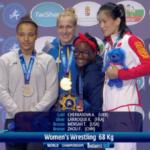 Lutte / Championnat du Monde : Koumba Larroque en Argent ! ( + Vidéo )