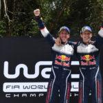 Rallye WRC / Australie : 6e Titre mondial pour Sébastien Ogier ! ( + Vidéo )
