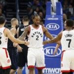 La Nuit NBA : on n'arrête plus les Raptors ( + Vidéo )
