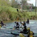 Dans le vent et dans l'eau, le Kayak-polo ! ( + Vidéo )