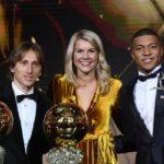 Luka Modric , 63e lauréat du Ballon d'or ! (+ Vidéo )