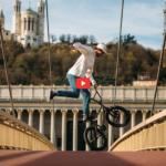 BMX : Matthias Dandois dans la 4e dimension ! ( + Vidéo )