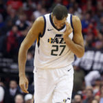 La Nuit NBA : Rudy Gobert exclu, mais le Jazz met une rouste aux Rockets ! ( + Vidéo )