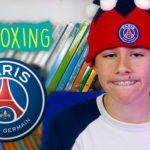 Dernière vidéo du Thib ! Unboxing PSG Kids !