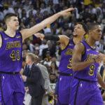La Nuit NBA : Les Wizards gagnent à Londres et les Lakers régalent !