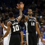 La Nuit NBA : la remontada continue pour les Spurs ! ( + Vidéo )