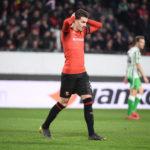 Ligue Europa / 16e Aller : Rennes a craqué !