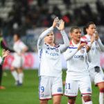 Ligue des Champions Féminine : Option des Lyonnaises ( + Vidéo )