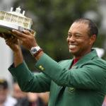 Golf : Tiger Woods triomphe à Augusta ! ( + Vidéo )