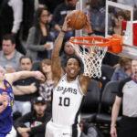 Play-offs NBA : Les Spurs de San Antonio égalisent !  ( + Vidéo )