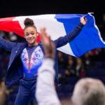 Gymnastique / Euro 2019 : Trois médailles dont deux d'or pour Mélanie De Jesus Dos Santos ! ( + Vidé...
