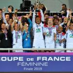 Coupe de France F : Les Lyonnaises ont encore les crocs ! ( + Vidéo )