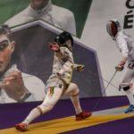 Coupe du Monde : les 64 meilleurs épeistes du monde à Coubertin !