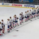 Hockey sur Glace : Les 25 Bleus pour le Mondial !
