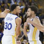 Finales NBA : Les Warriors restent en vie ! ( + Vidéo )