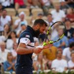 Roland Garros : Benoit perd mais héroïque ! ( + Vidéo )