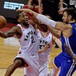 Finales NBA : Avantage Raptors ! ( + Vidéo )